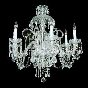 Anadel Crystal Chandelier with Swarovski