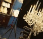 Crystal Chandelier Bedford