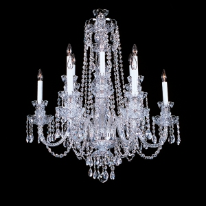 Crystal Chandelier Raleigh